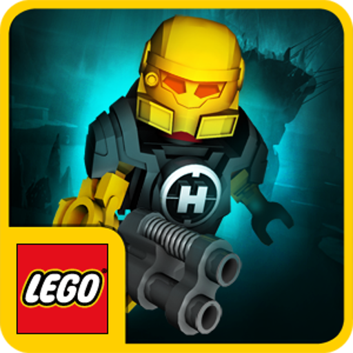 Amazon.com: LEGO® Hero Factory Invasion From Below: Appstore for Android