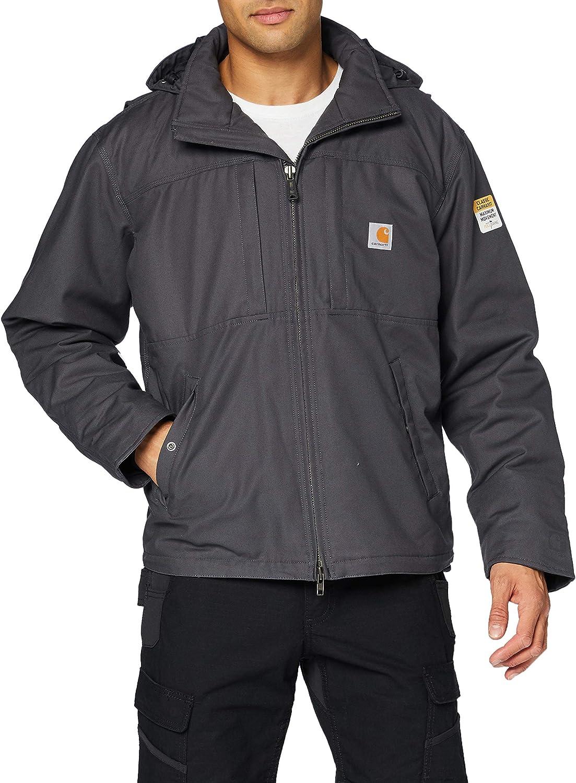 Carhartt Men's Full Swing Cryder Jacket (Regular and Big & Tall Sizes): Clothing