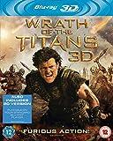 Wrath Of The Titans (Blu-ray + Blu-ray 3D) [2012] [Region Free]