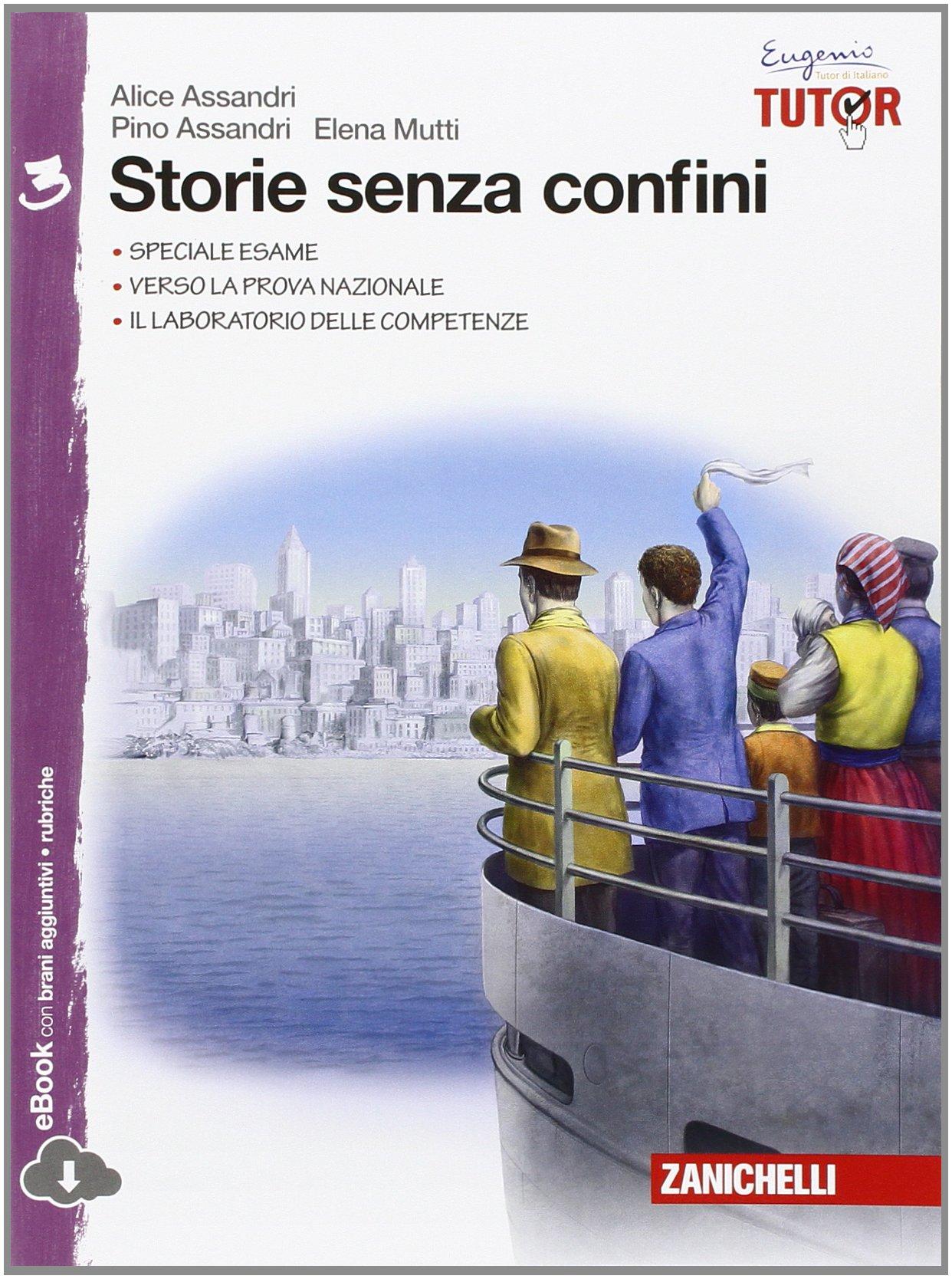 Storie senza confini 3, libro di storia per le medie