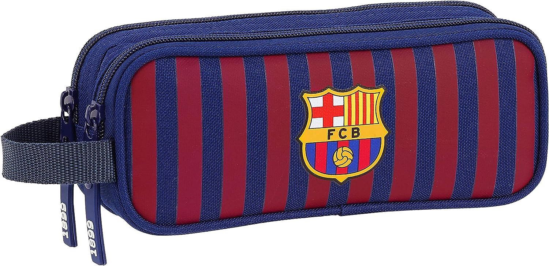 FC Barcelona 811829513 2018 Estuches, 21 cm, Azul: Amazon.es: Ropa y accesorios