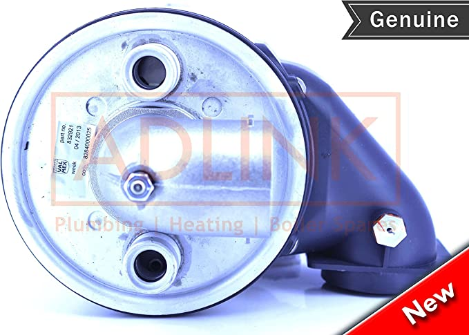 SECONDARY HEAT EXCHANGER FOR POTTERTON PERFORMA 24ECO HE /& SYSTEM 12 HE 5112388