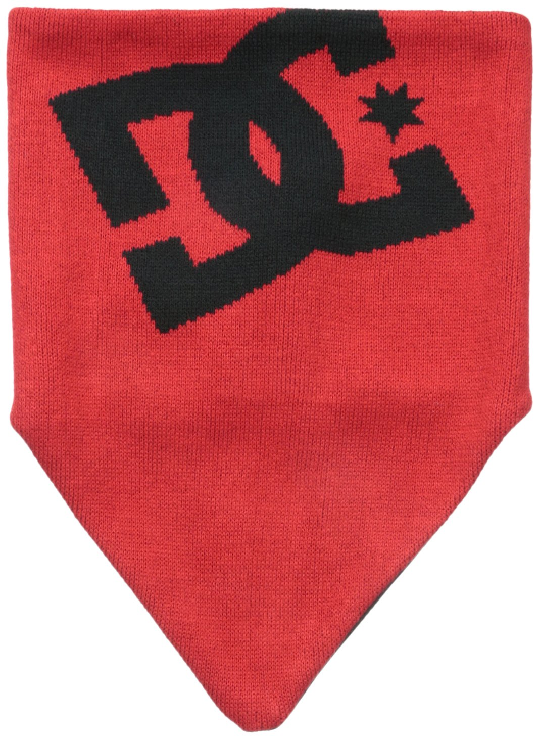 DC Men's Yad Neck Warmer, Racing Red, One Size
