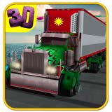 Heavy Truck Driving on impossible Tracks