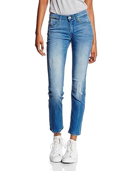Hilfiger Denim Womens Mid Rise Naomi Slim Jeans Tommy Jeans XN0bLTv35C