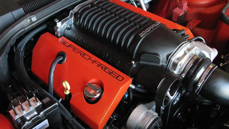Amazon.com: Camaro Whipple S/C Engine Covers 13-15 Camaro Bare Roto-fab 10164095-RFB: Automotive