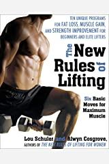 The New Rules of Lifting: Six Basic Moves for Maximum Muscle Paperback