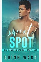 Sweet Spot: A Second Chance Gay Sports Romance (Homeruns Book 4) Kindle Edition