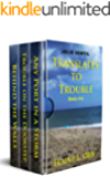 Jolie Gentil Translates to Trouble: Boxed Set: Books: Four - Six (Jolie Gentil Cozy Mystery Series)
