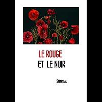 Le Rouge et le Noir Stendhal: Version Illustrée (French Edition)