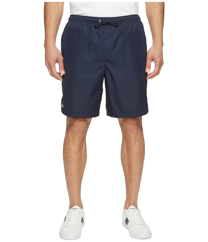 [ラコステ] Lacoste メンズ Sport Lined Tennis Shorts パンツ [並行輸入品] B06XQGHW8P ネイビーブルー S (EUR 4)