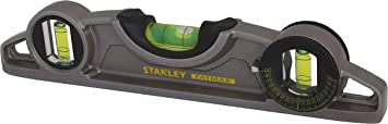 Stanley 0-43-609 - Nivel Torpedo FatMax® ProTM con base