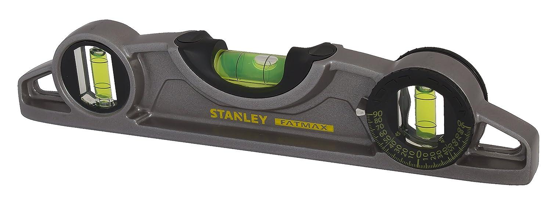 STANLEY FATMAX Pro Torpedo Magnetic Level, 250mm/10'' 250mm/10'' 0-43-609