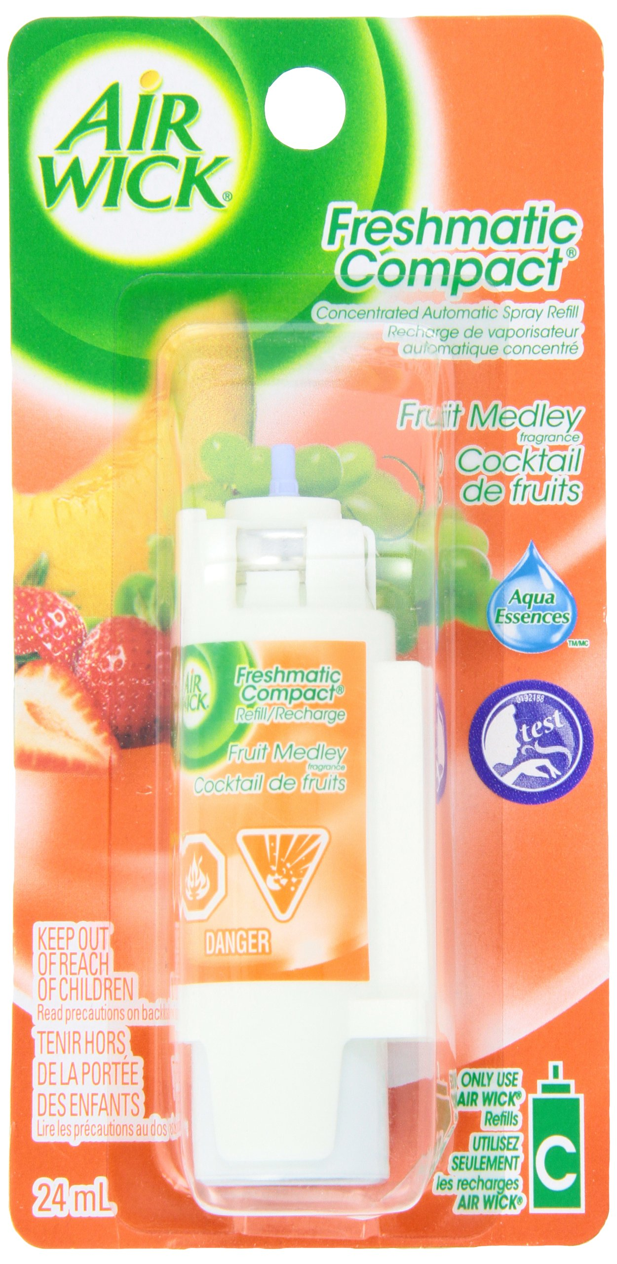 Amazon Com Air Wick Freshmatic Compact I Motion Automatic Spray