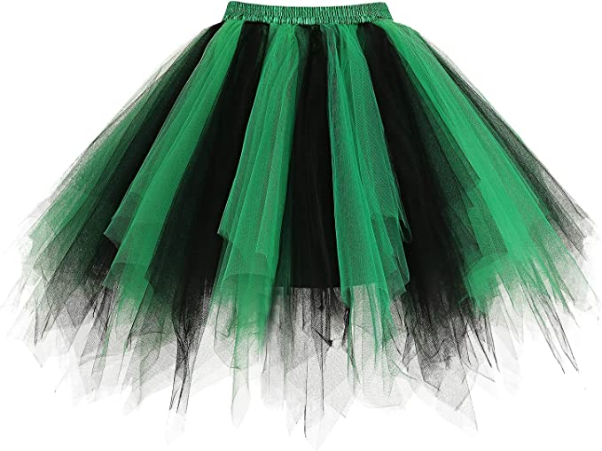 HomRain Mujer Faldas Tul Enaguas Tutu Enagua Underskirt para ...