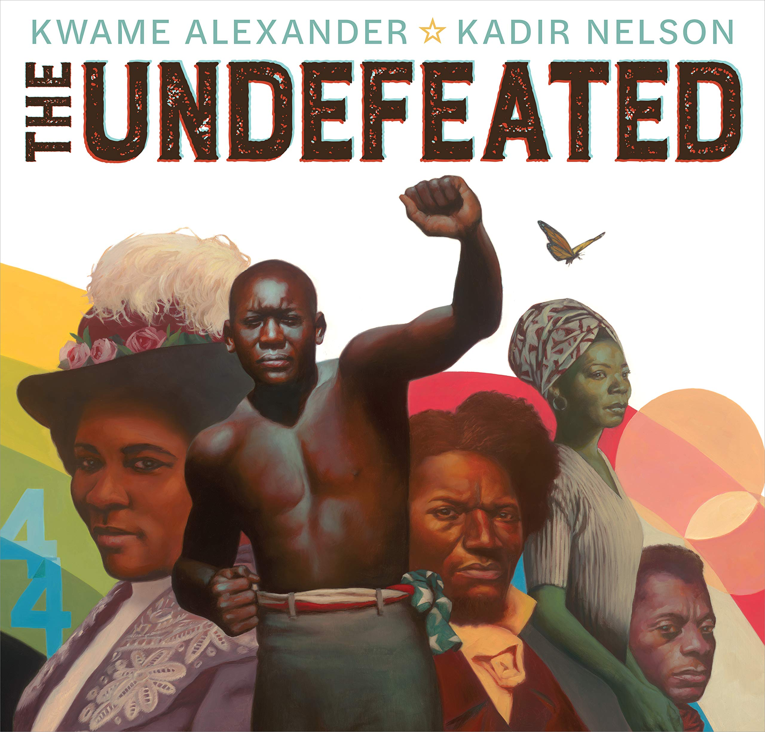 The Undefeated (Caldecott Medal Book): Alexander, Kwame, Nelson ...