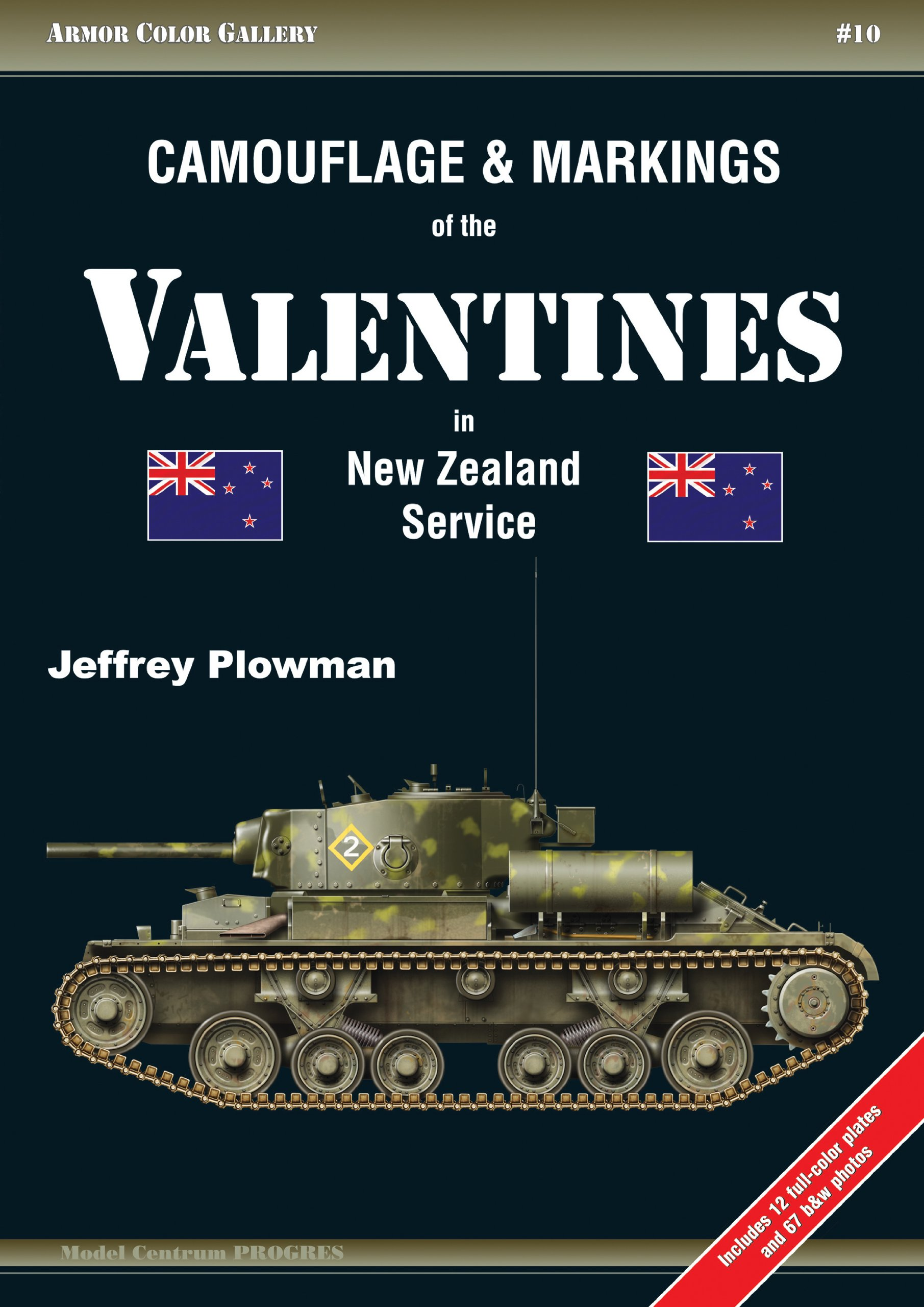 Download Camouflage and Markings of the Valentines in New Zealand Service (Armor Color Gallery) pdf