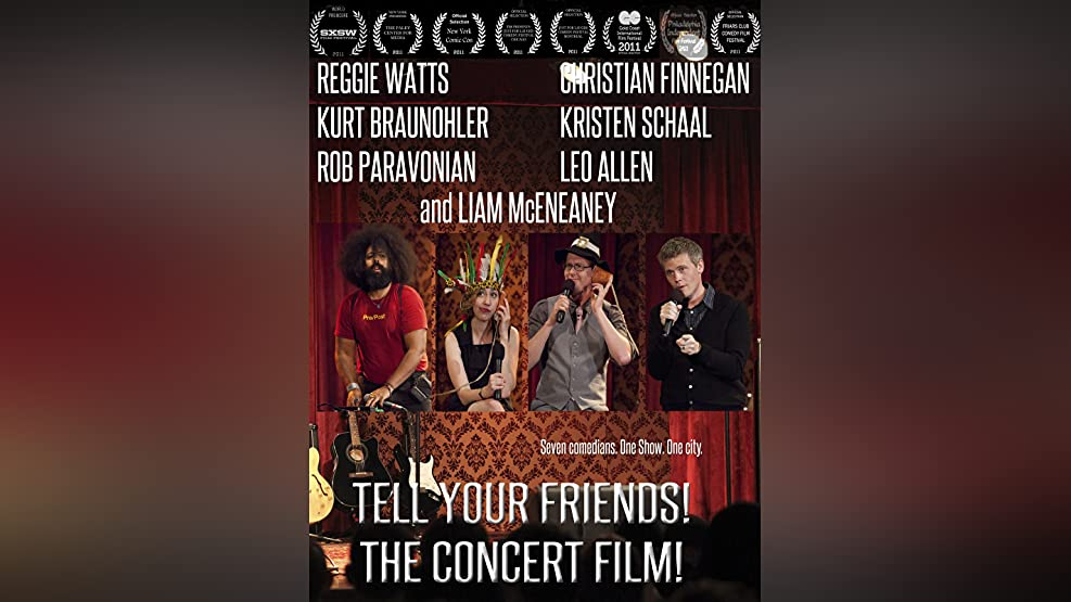 Tell Your Friends! The Concert Film