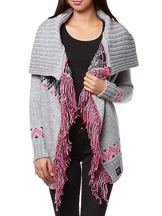 f76d586bb706 Vêtements Accessoires Superdry Gris Et Gilet Femme xZqXwqft