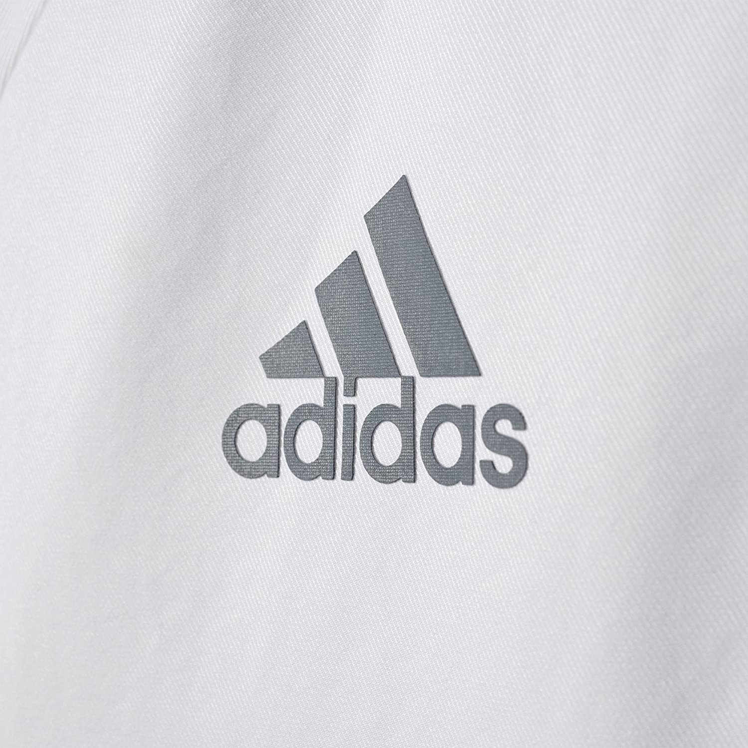 Amazon.com : adidas Mens Real Madrid White Anthem Jacket (Large) : Sports & Outdoors