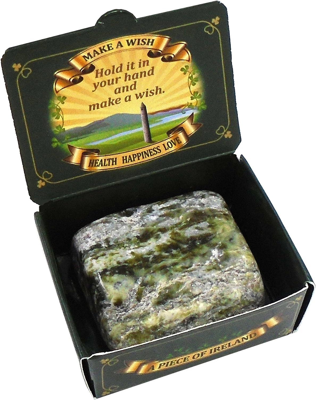 J.C. Walsh and Sons Ltd Connemara Marble: Irish Wishing Stone