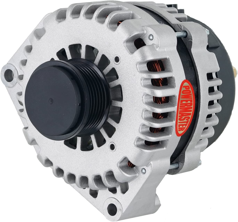 Powermaster 41487 Alternator GM AD244 Ranking TOP17 6 Natural Decoup 220A Arlington Mall grv
