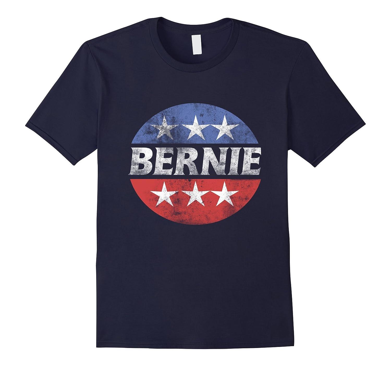 Vintage Bernie 2016 shirt retro style Bernie Sanders t-shirt-RT