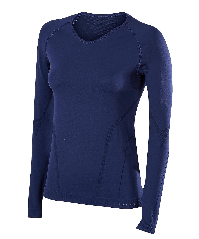 FALKE Damen Warm Longsleeved Shirt Comfort Fit Women Sportunterwäsche FALAH|#FALKE 39110