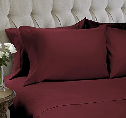 77c738630f Snuggle Sheet Sets Double Brushed Ultra Soft Microfiber Chevron 1800  Bedding Collection - Wrinkle, Fade