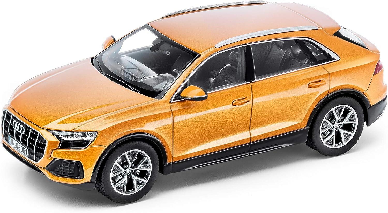 Audi Q8 1 43 Drachenorange Auto