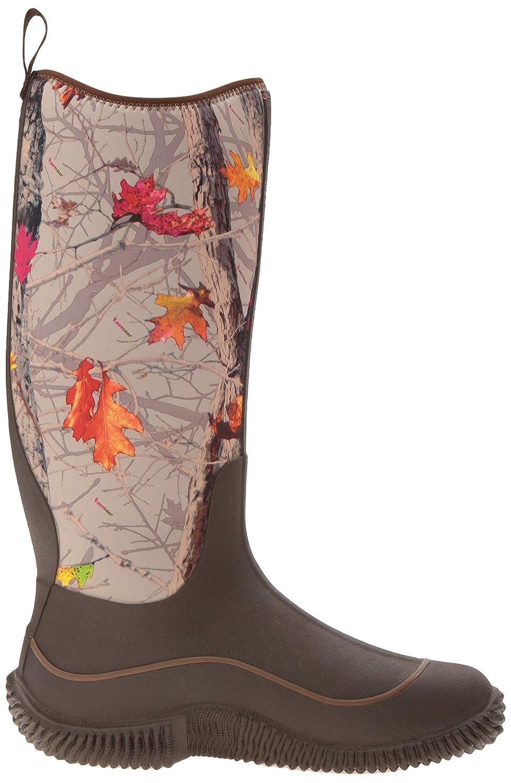 MuckBoots 7 Women's Hale Plaid Boot B01GK95LX0 7 MuckBoots B(M) US|Brown/Hot Leaf Camo 3b3aa6