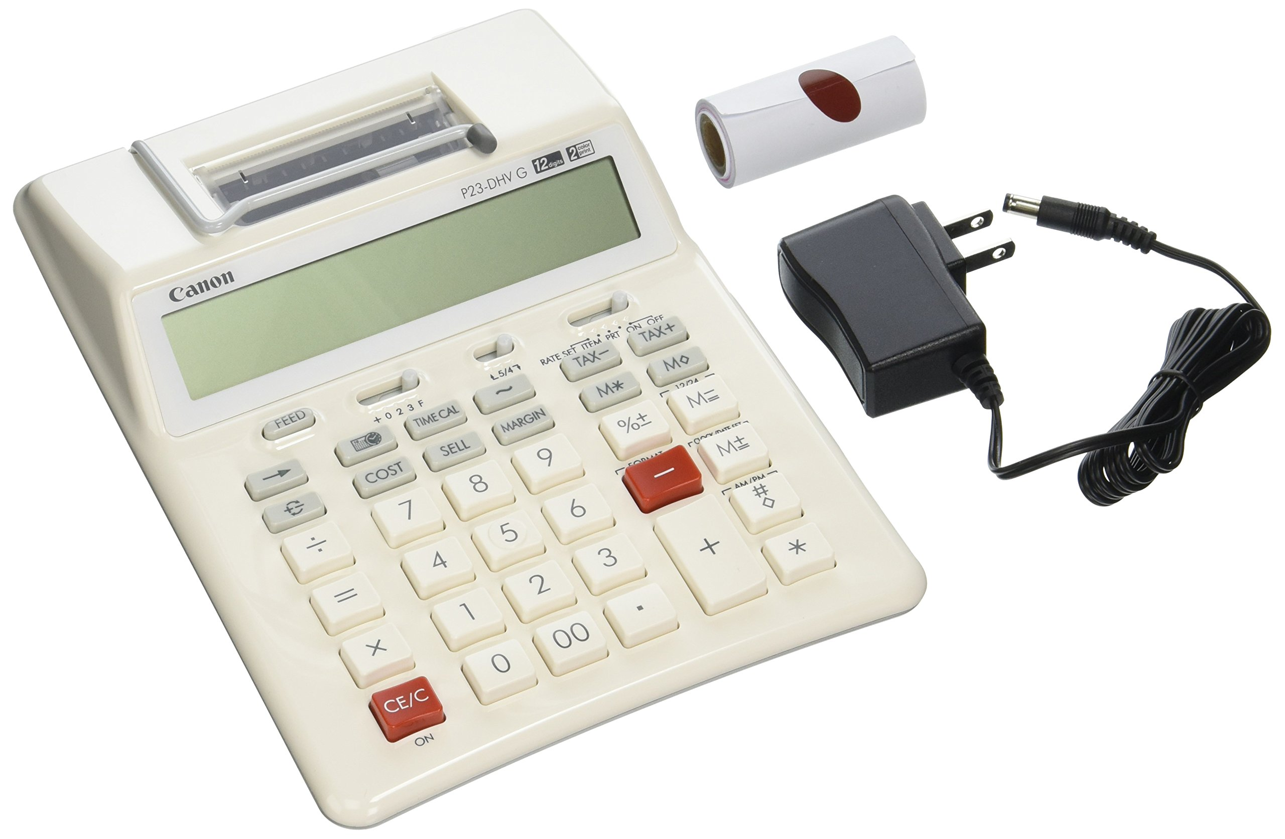 Canon Office Products P23-DHV G Business Calculator