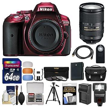 Amazon.com: Nikon D5300 Digital Cuerpo de la cámara SLR ...
