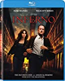 Inferno (Blu-ray + Digital HD) - January 24