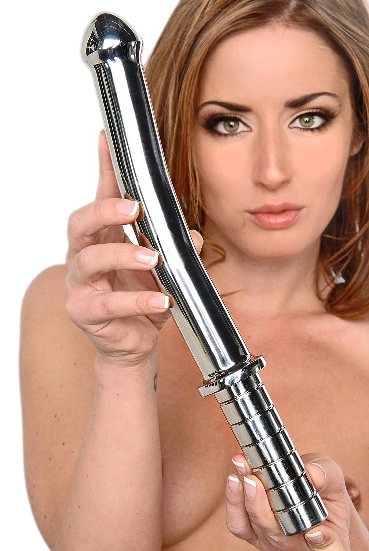Master Series Stainless Steel Penis Baton