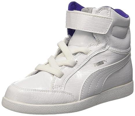 Puma Ikaz Mid V2 amazon-shoes neri Verdadera Salida jKl0aMn