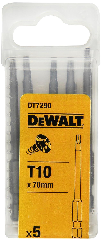 Dewalt DT7290-QZ Torsion Bit T10 2.76 5 Piece