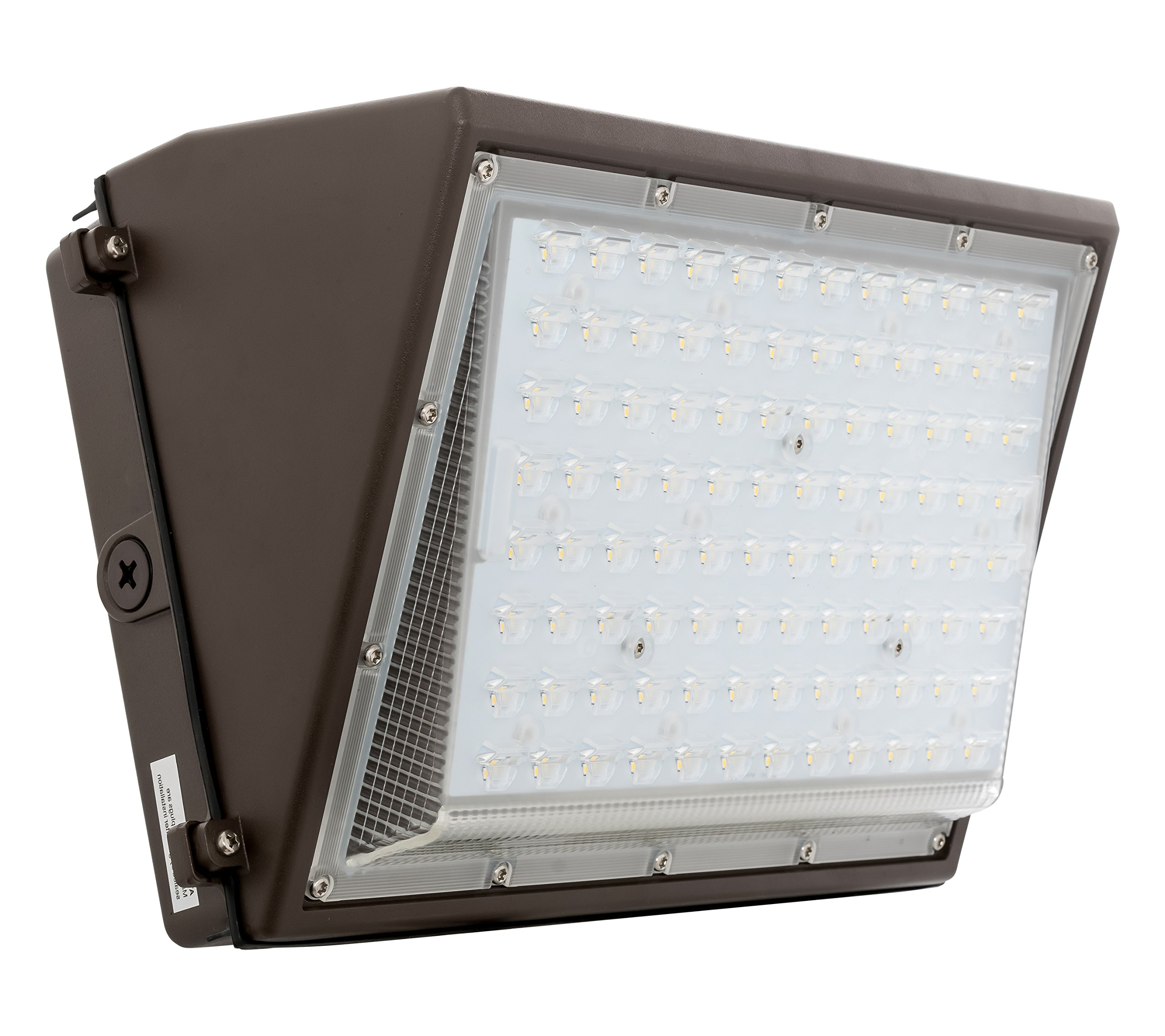 Westgate Lighting 2nd Gen LED Wall Pack Fixture - Outdoor Security Wall Light - Commercial Grade Industrial Quality HPS/HID Replacement - IP65 Waterproof UL Listed (28 Watts, 5000K Cool White)