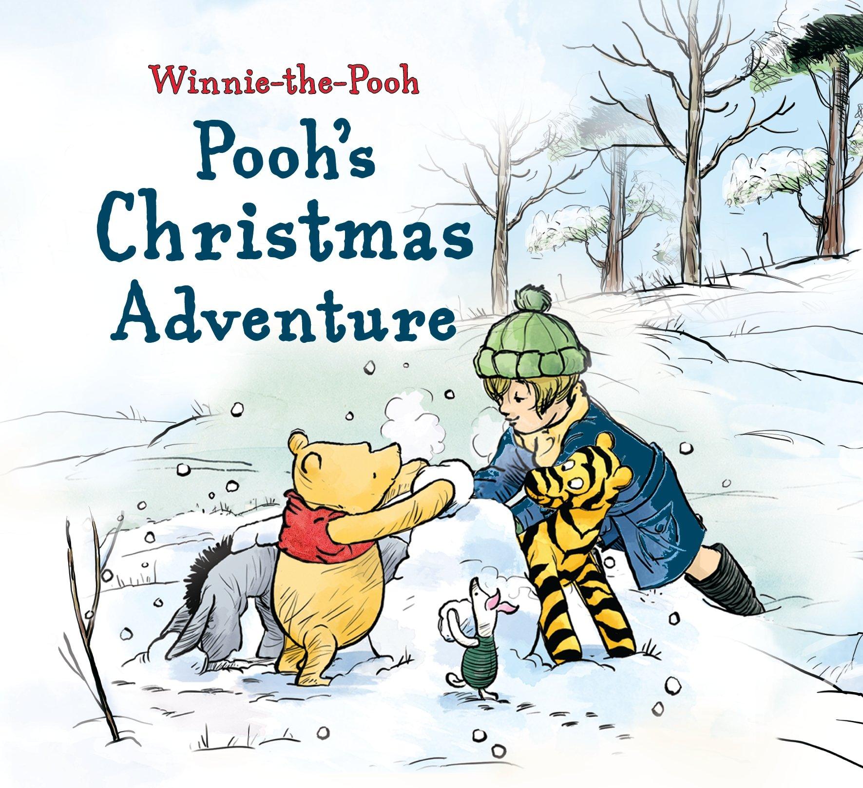Winnie The Pooh Christmas.Winnie The Pooh Pooh S Christmas Adventure Andrew Grey