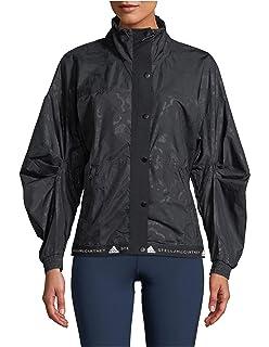 a14bf16d103a adidas by Stella McCartney Womens Run Wind Jacket CZ9721
