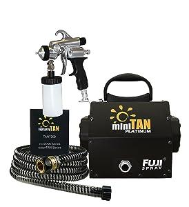Fuji Mini Tan M Model System (HVLP)