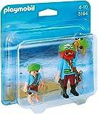 PLAYMOBIL 5164 - Duo Pack Großer und kleiner Pirat