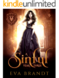 A Sinful Year Three: A Reverse Harem Paranormal Bully Romance (Academy of the Devil Book 3)
