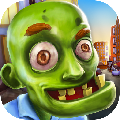 Zombie The Game (Zombie Cartoon Characters)