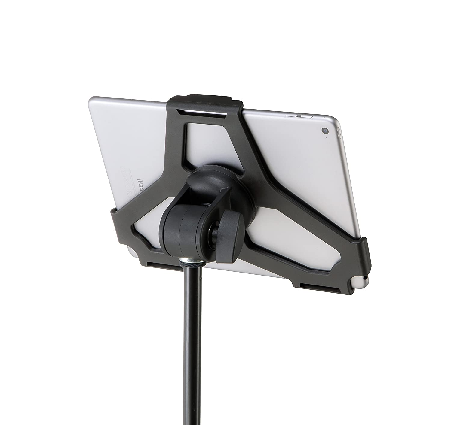 K/&M Stands 19717-500-55 iPad Air 2 Mic Stand Holder