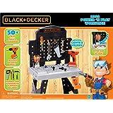 Amazon Com Black Decker Junior Power Workbench Workshop