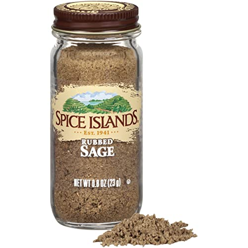 Spice Islands Rubbed Sage