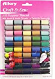 Allary Craft & Sew All Purpose Thread with Needle and Needle Threader Model #410