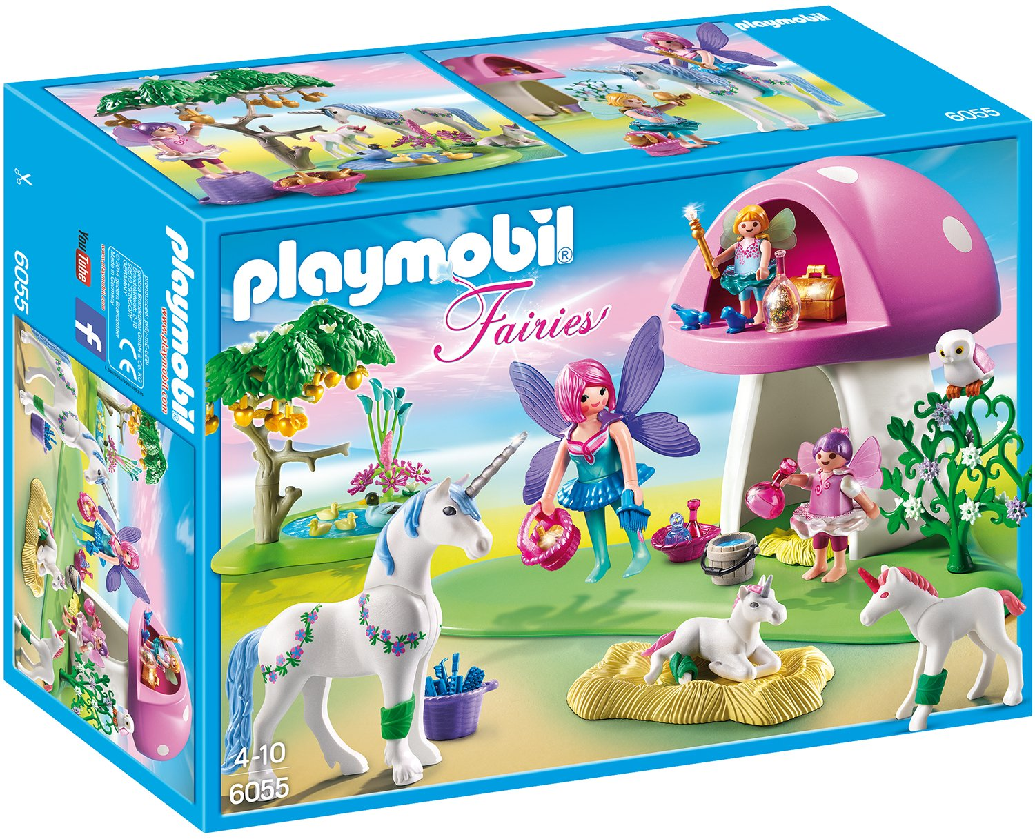 playmobil feenkönigin