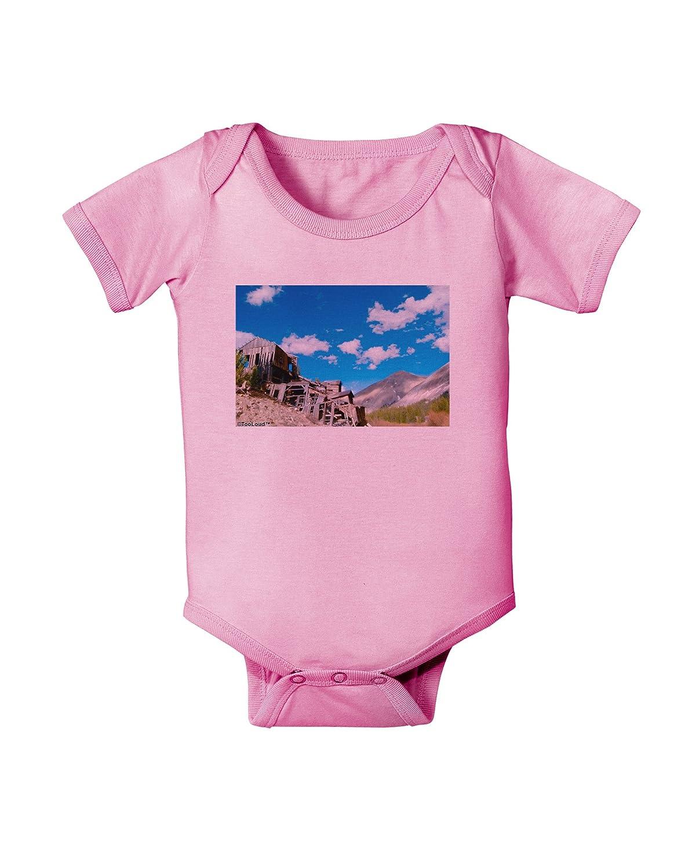 TooLoud Colorado Landscape Ruins Baby Romper Bodysuit